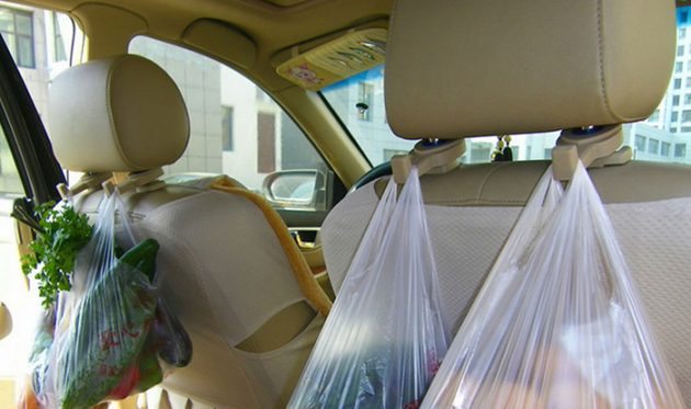 Крючки в авто