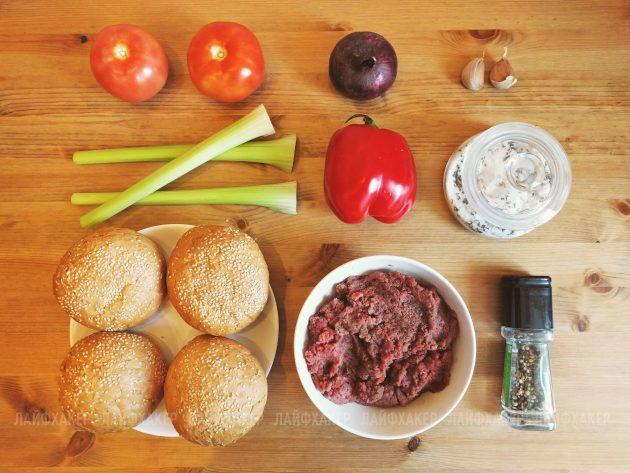 неряха джо: ингредиенты
