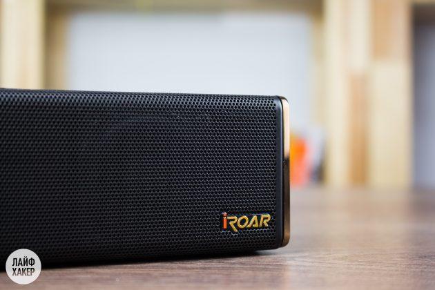 Creative iRoar: корпус