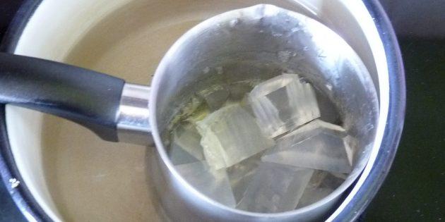 Как сделать мыло: растапливаем основу