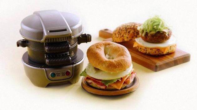 Завтрак-машина