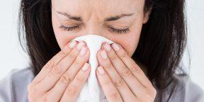 Аллергия на холод: что это такое и как с ней бороться