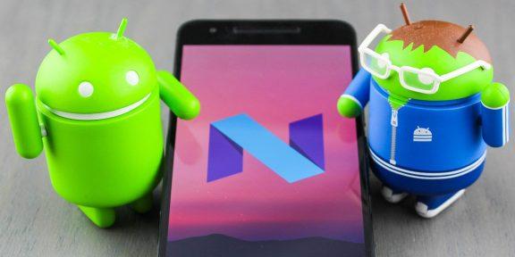 Action Launcher 3 позволит опробовать функции Android 7.1 ещё до релиза
