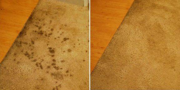 Как почистить ковёр: общие правила, сложные пятна и чистящие средства