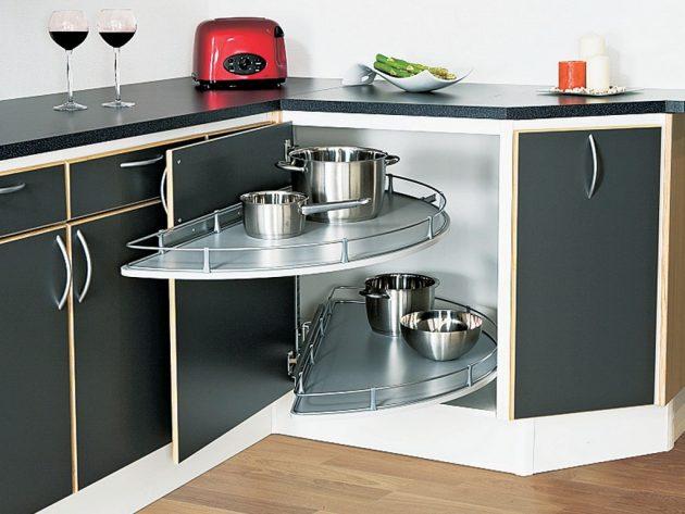 Как выбрать кухню: карусель