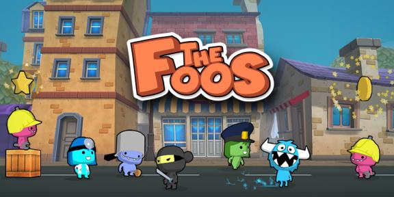 The Foos — игра для обучения детей программированию