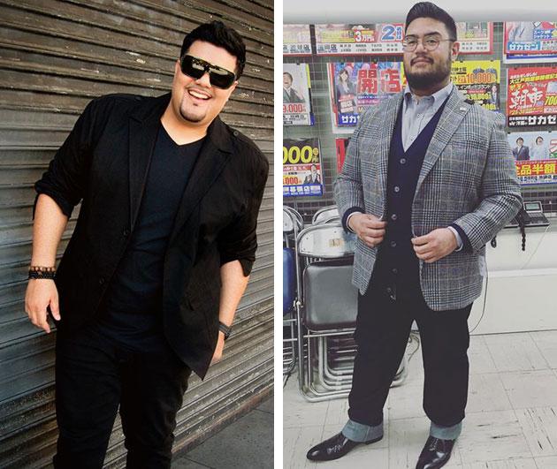 Фото толстый мужик в хорошем костюме