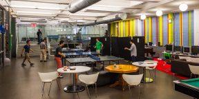 6 способов превратить скучный офис в произведение искусства