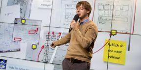 Рабочие места: Андрей Хусид, генеральный директор компании RealtimeBoard