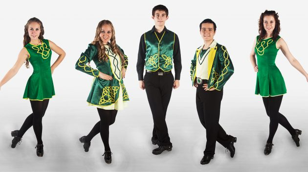 Кельтские танцы