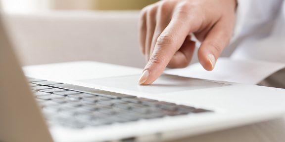 Windows 10 научит тачпад вашего ноутбука новым жестам