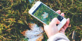 Whisky16 для iOS позволяет обработать фотографию раньше, чем сделать