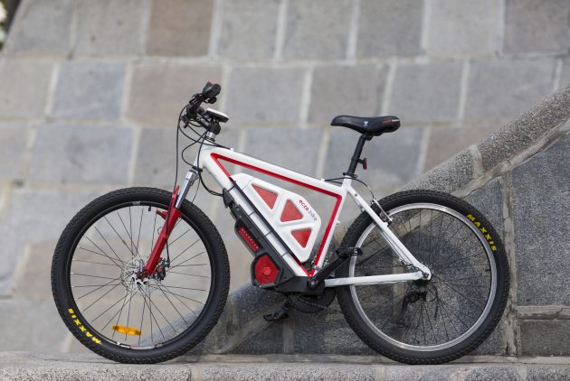 eczo.bike: электровелосипед
