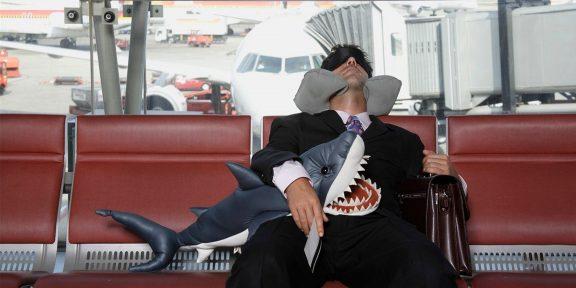 Как переночевать в аэропорту: советы и предостережения