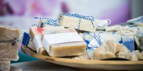 Как сварить натуральное домашнее мыло: инструкция для начинающих