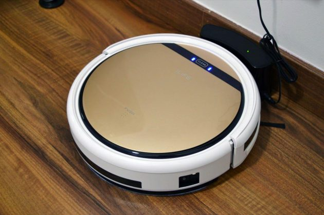 Распродажа на AliExpress: робот-пылесос
