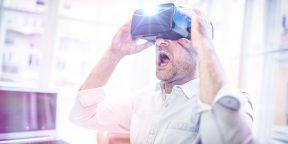 10 способов использования виртуальной реальности, которые делают мир лучше