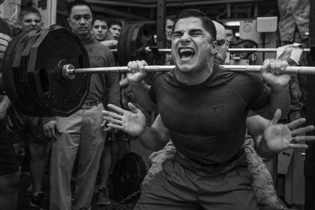 спорт при простуде: силовая тренировка