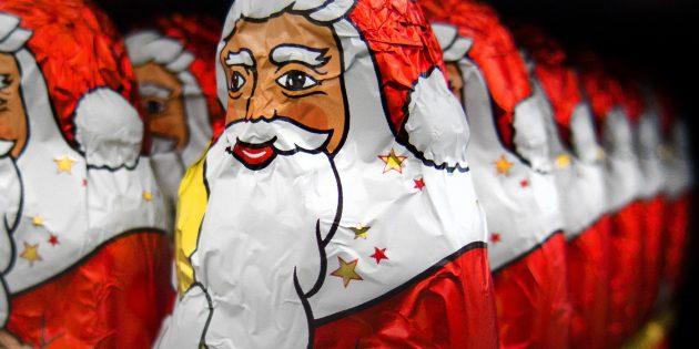 худшие подарки на новый год: невкусные сладости в роскошной упаковке
