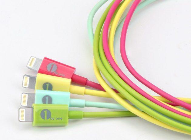 Где купить хороший кабель для iPhone: 1byone Cable