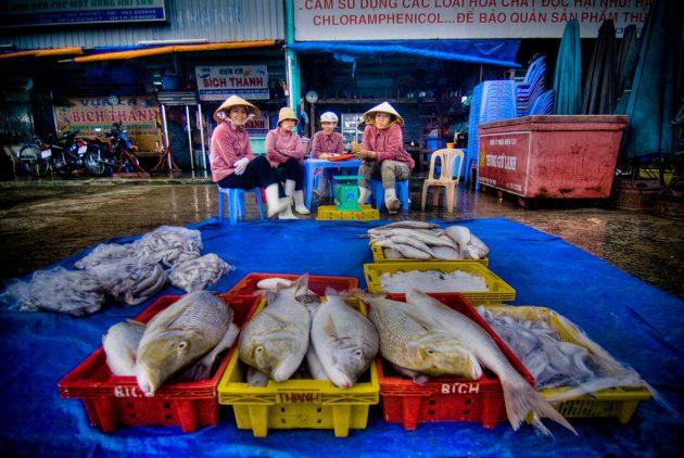 Grabr: рынок во Вьетнаме