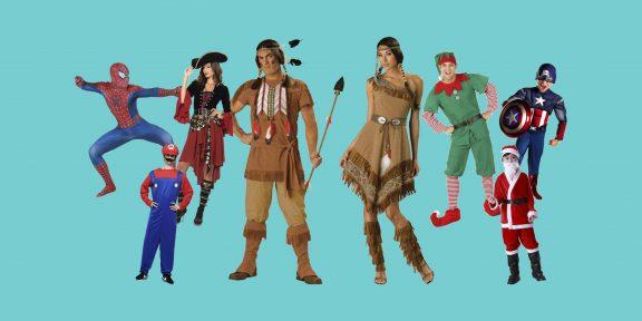 45 крутых новогодних костюмов с AliExpress