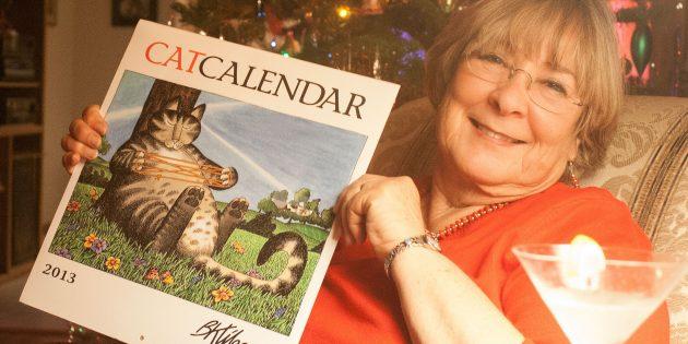 худшие подарки на новый год: ежедневники и календари