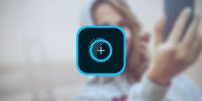 Adobe Photoshop Fix — уникальный редактор портретов для Android