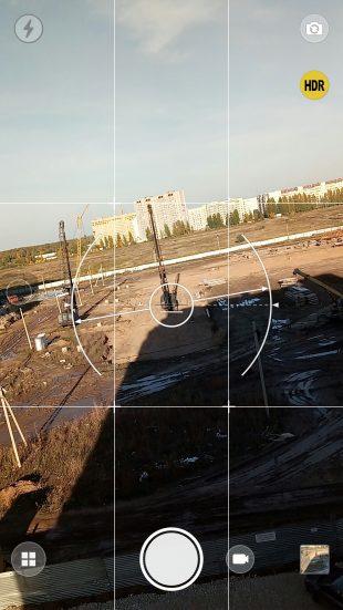 Lenovo K5 Note: настройки фотосъёмки