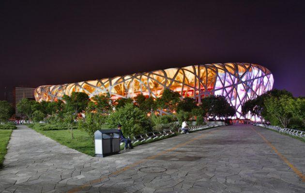 китайская архитектура: Пекинский национальный стадион