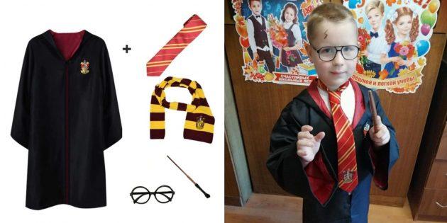 Новогодние костюмы для детей: Гарри Поттер