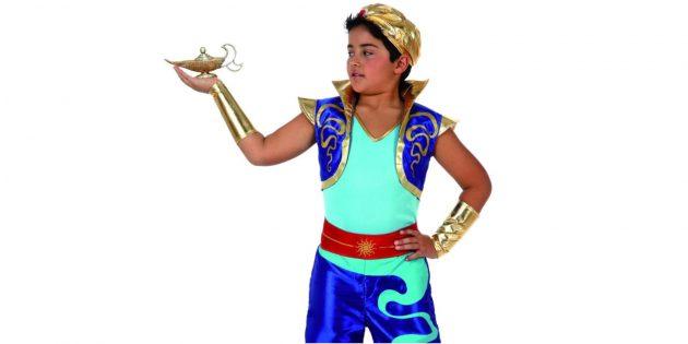 Новогодние костюмы для детей: Аладдин