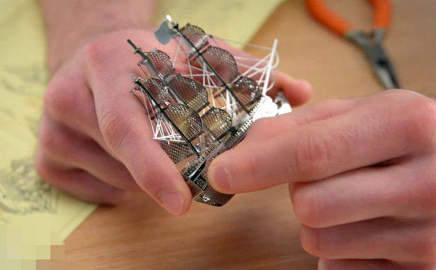Оригинальные подарки на Новый год: 3D-пазлы