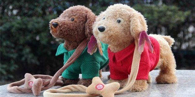 что подарить детям на Новый год: Плюшевая игрушка