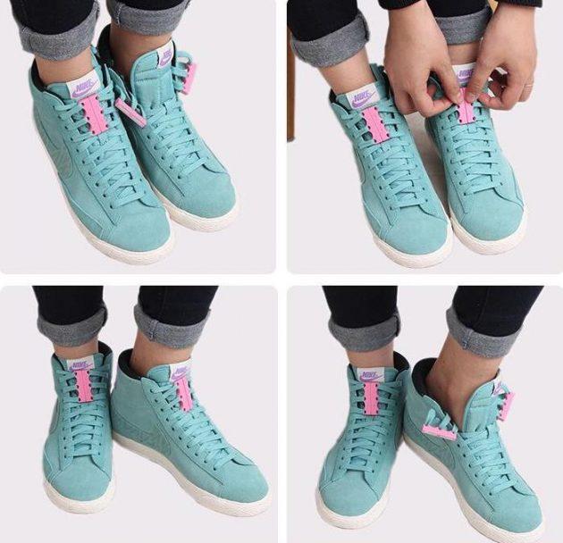 Магнитные застёжки для обуви