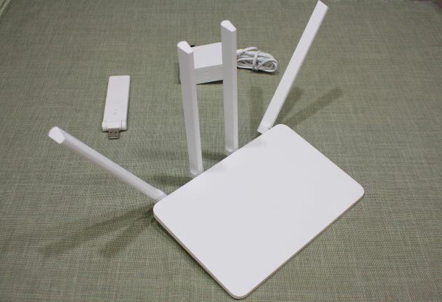 Xiaomi Router 3: вид