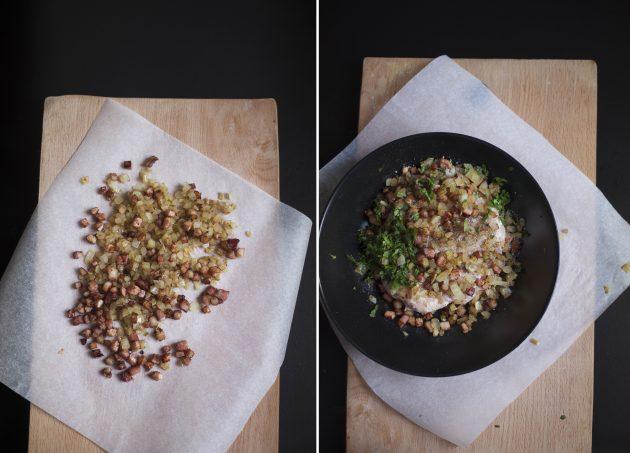 Как приготовить кудяблики: приготовьте начинку