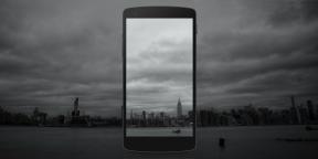 Более 100 красивых чёрно-белых обоев для ваших смартфонов
