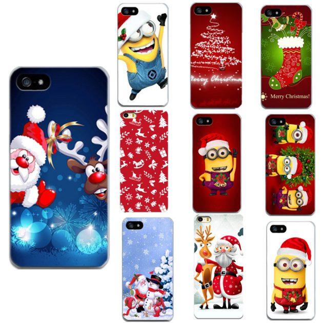 Недорогие подарки на Новый год: чехлы для смартфонов