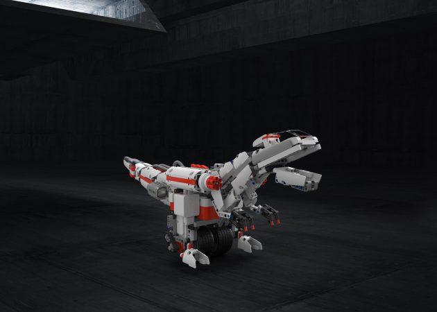 Умная игрушка-трансформер Xiaomi Mi Bunny Block Robot