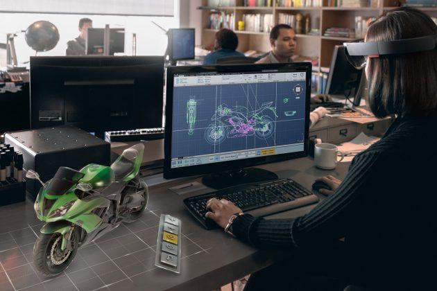 технологии из «Чёрного зеркала»: Microsoft Hololens