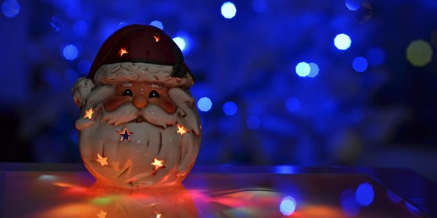 худшие подарки на новый год: свечи