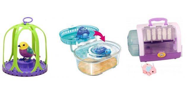 что подарить девочке на Новый год: Интерактивные игрушки