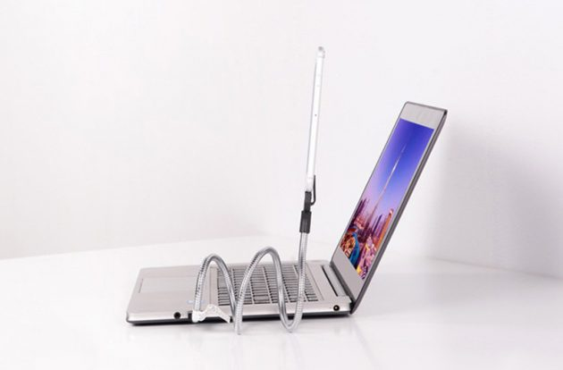 Кабель для iPhone из Китая: Tmalltide Flexible Charging iPhone Holder Cable