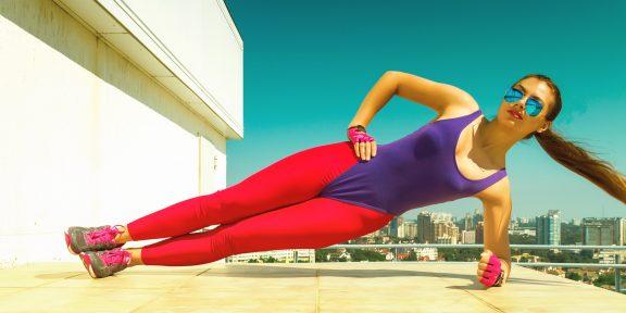 3 упражнения от боли в спине