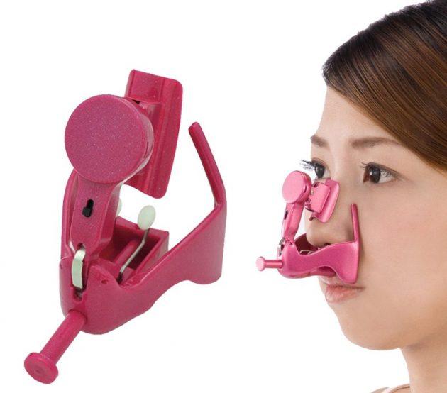 Устройство для корректировки формы носа