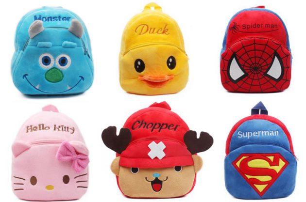 Рюкзак для игрушек