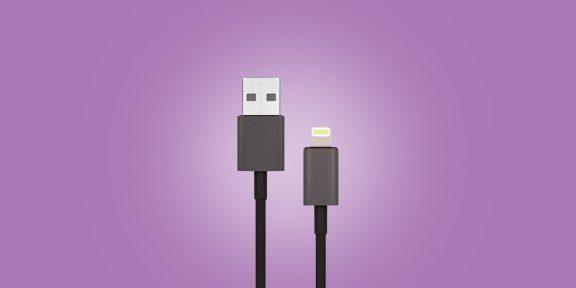 13 хороших кабелей для iPhone и где их купить
