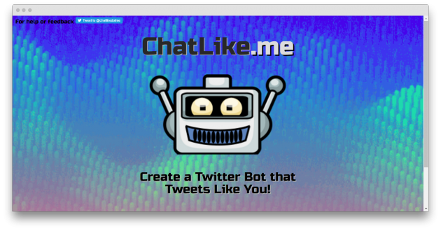 технологии из «Чёрного зеркала»: ChatLike.me
