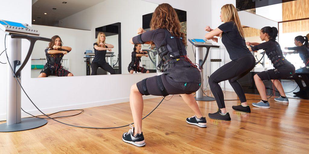 EMS тренировки - фитнес будущего или развод? Ems тренировки: похудение в костюме